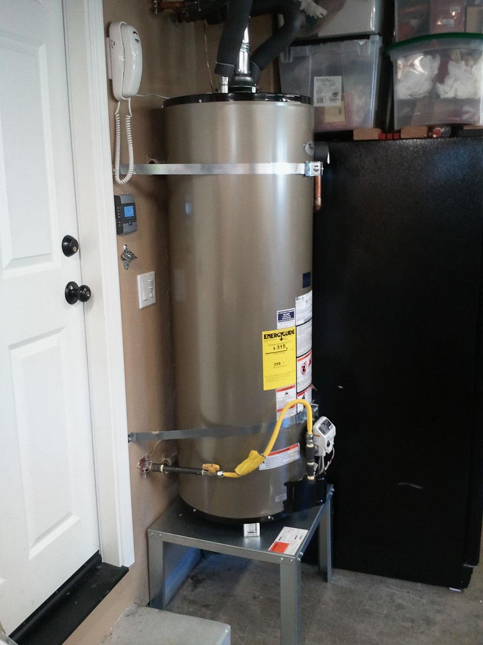 installation chauffe eau et réparation chauffe eau
